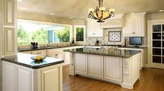 traditional kitchen designs - Google Search