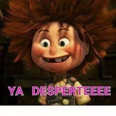 This makes me laugh every time I see this picture! Spanish Jokes, Funny Spanish Memes, Spanish Class, Mexican Humor, Good Morning Good Night, Just For Laughs, Disney Love, Funny Faces, I Laughed