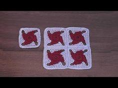 Easy  Сrochet motif Tutorial