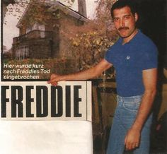 Photo of Freddie for fans of Freddie Mercury 32455837 Queen Love, Save The Queen, Best Pictures Ever, King Of Queens, Queen Freddie Mercury, Queen Band, City Scene, Big Photo, John Deacon