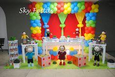Sky Festas: Turma da Mônica