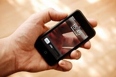 see through iphone