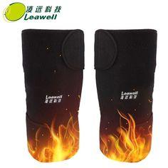 Buy Tourmaline Self Heating Magnetic Therapy Knee Pads Kneepad Knee Support Brace Protector Sleeve #Patella #Knee #Brace