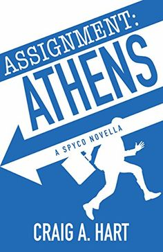 Assignment: Athens (A SpyCo Novella) #Free #Kindle #thrillers