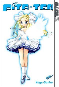 Manga: Pita-Ten Vol. 5