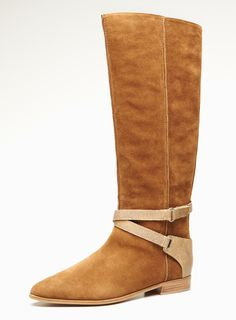 """""""Edo"""" Riding Boot With Harness"""