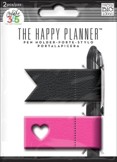 Pen Holders for The Happy Planner™ | me & my BIG ideas