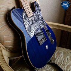 Fender Telecaster - Blue