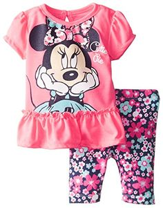 Disney Baby Girls  Minnie Mouse Girl Legging Set, Pink, 0-3 Months Disney http://www.amazon.com/dp/B00Q4E8A3K/ref=cm_sw_r_pi_dp_jdZuwb1DFJDWX