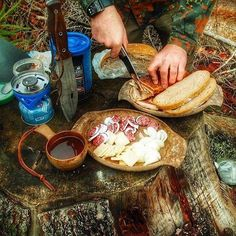 The Bushcraft Cave — New Years Eve Apps.. Bush Style.....