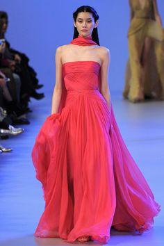 Elie Saab | Haute Couture Paris Spring Summer 2014