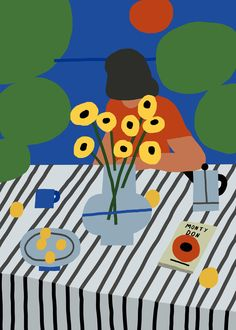 Karl-Joel Larsson #illustration