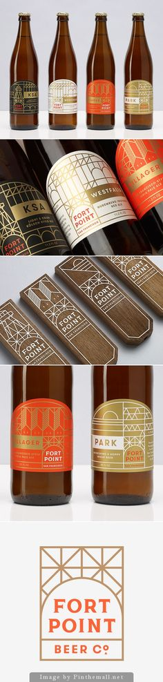 packaging and branding - design beer Beverage Packaging, Bottle Packaging, Print Packaging, Simple Packaging, Coffee Packaging, Food Packaging, Beer Label Design, Grafik Design, Bottle Design