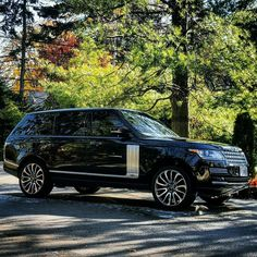 Best classic cars and more! Range Rover Car, Range Rovers, My Dream Car, Dream Cars, Sv Autobiography, 2013 Jaguar, Range Rover Supercharged, Best Suv, New Porsche