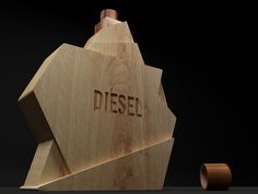 Diesel Perfume (Concept) on Packaging of the World - Creative Package Design Gallery