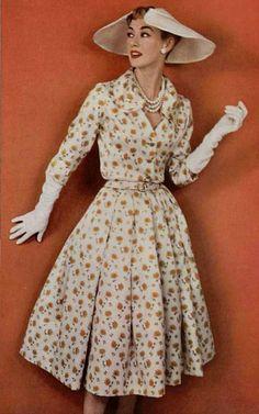 Christian Dior, 1955