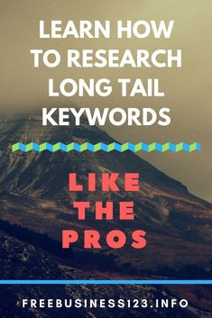 Learn how to rank on the first page of Google, get free traffic from Google everyday using the right long tail keywords. affiliate #keywords #keywordplanner #Google