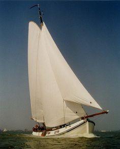 LE 196   Dutch 'Lemsteraak'  Muiden Maritiem
