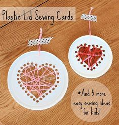 Kids Vday Craft ideas!