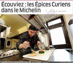 Galerie Photos : Est Républicain du 30 mars 2014 - Les Epices Curiens à ECOUVIEZ, Meuse