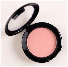 MAC Easy Manner Blush.. So pretty! Def want.