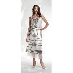 La Belle Epoque inspired Dress 40081