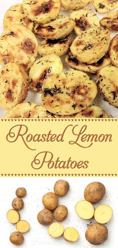Golden little gems that make a great side dish with seafood, steak & other forms of protein. These potatoes are so delicious, easy to make & are ready in no time! They're also customizable... just replace the thyme with another herb of your choice. --------- #RoastedLemonPotatoes #RoastedPotatoes #LemonPotatoes #PotatoRecipes #BabyPotatoes #Potatoes #SideDishes #VegetarianRecipes #VeganRecipes #Vegetables #RootVegetables #HealthyRecipes #Easter #EasterRecipes #foodiehomechef @foodiehomechef