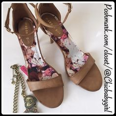 #[MADDEN GIRL] FLIRTY GIRLY STRAP-PIS Size--9 With Tags $78 RETAIL + Tax   Sassy, classy and strappy heels to dress up your painted toe-nails.   *Faux leather *Ankle/toe straps *Buckle closure *Stiletto heel *Runs True To Size   2+ BUNDLE=SAVE  ‼️NO TRADES--NO HOLDS--NO MODELING   Brand Name Items Authentic   ✈️ Ship Same Day--Purchase By 2PM PST    USE BLUE OFFER BUTTON TO NEGOTIATE   ✔️ Ask Questions Not Answered In Description--Want You To Be Happy Steve Madden Shoes Heels