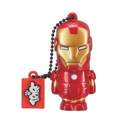 Clé USB 8 Go Iron Man