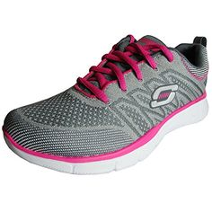 Skechers Womens Equalizer Above AllGrayPinkUS 65 M ** Details can be found by clicking on the image.