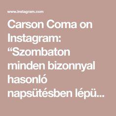 """Carson Coma on Instagram: """"Szombaton minden bizonnyal hasonló napsütésben lépünk fel Bánkon:  legyen tánc, ne legyen tánc?  Univerzális balhé és táncest, szeretettel…"""" My Favorite Music, My Favorite Things, Minden, Neon, Instagram, Neon Colors, Neon Tetra"""