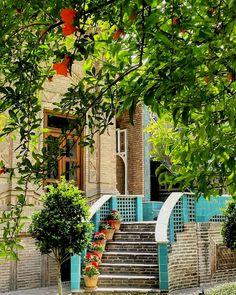 Moghadam house - Tehran - Iran  Iran  Zougang zu eiser Site Méi Informatioun   https://storelatina.com/iran/travelling #viajem #伊朗 #Iranu #diet