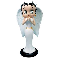 Betty Boop Figurines, Madame Red, Funko Pop Dolls, Pose, Disney Traditions, Small Sculptures, Cartoon Icons, Collectible Figurines, Collection
