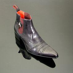 Rochester - 'Keef' Chelsea Boot - Jeffery West