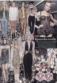 Nando Muzi on Harper's Bazaar Bulgaria - March 2012