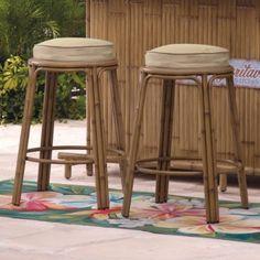 Tiki Bar Stools
