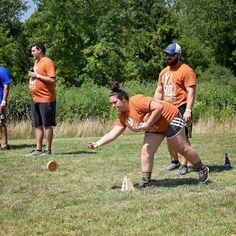 Yard Olympics 16 in NY #bocce #bocceball #bocceballs #horseshoe #horseshoe #rollin #rolling #rolloff #games #summer2016 #killingit #funtime #teamplay #friends