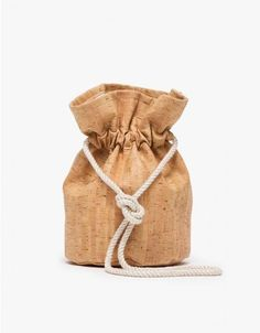 Objects Without Meaning Cork Bag