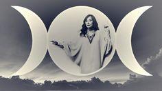 Tori Amos - moon goddess