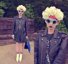Find The Light Sunnies Flower Sunglasses, Girl With The Flower Flower Headband