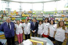 Ignacio González presenta el despliegue de la receta electrónica en Madrid Capital