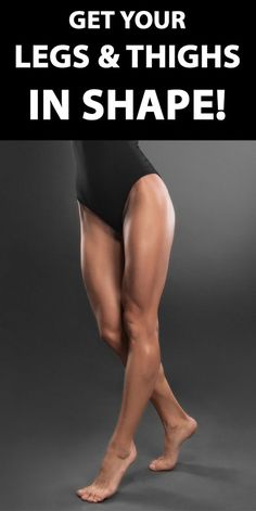 4 WAYS TO GET YOUR LEGS & THIGHS IN SHAPE:Single leg training is a great way to reshape, define and tone your legs and thighs. Here are four single leg training techniques to get your legs and thighs in shape. Sport Motivation, Fitness Motivation, Fitness Diet, Fitness Goals, Health Fitness, Leg Training, Leg Thigh, Thigh Exercises, Get In Shape