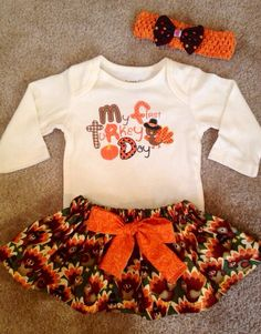 1st+Thanksgiving+skirt+outfit+baby+Turkey+day+Dress+up+by+MM4CC,+$29.50