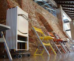 Moderne platzsparende Möbel – Klappsessel und Klappstühle für Garten