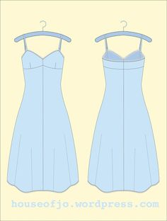 The Vintage Pattern Files: 1940's Sewing - Women's Slip/ Night gown .When finished these look like the ones I buy at Target.Mess with pattern a little to figure out how to get rid of the sewing line down the front of skirt.