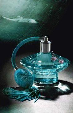 beautiful perfume bottle