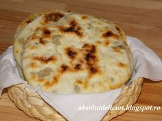 Pita bread recipe, pita bread filled with meat and mushrooms, how to make pita bread Meat Recipes, Indian Food Recipes, Cooking Recipes, Recipe Master, Stuffed Mushrooms, Stuffed Peppers, English Food, English Recipes, Romanian Food