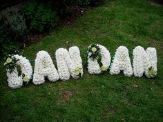Double name display, Always missing you dan dan rip