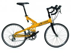 Airnimal performance sport folding bike