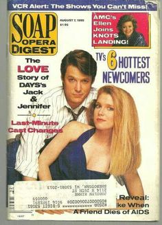 Days of our lives - Matthew Ashford 55 Birthday today